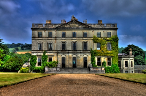 Home to Lord Waterford, Curraghmore House, (meaning Great Bob) located just outside Portlaw, Co. Waterford, built by the de la Poer family after their arrival in Ireland in 1167.