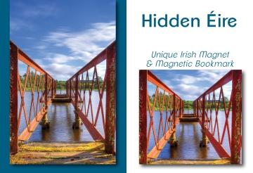 Hidden Éire - Mullinhassig Waterfall - Bookmark & Magnet Set