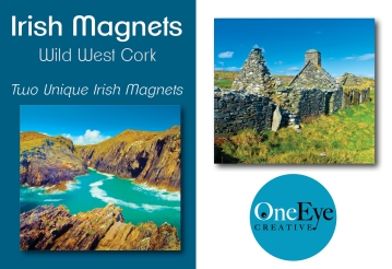 Irish Magnets - Magnet Set