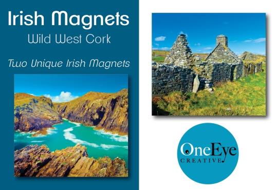 Irish Magnets - Magnet Set