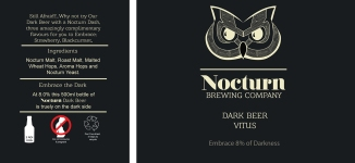 Nocturn Vitus Label