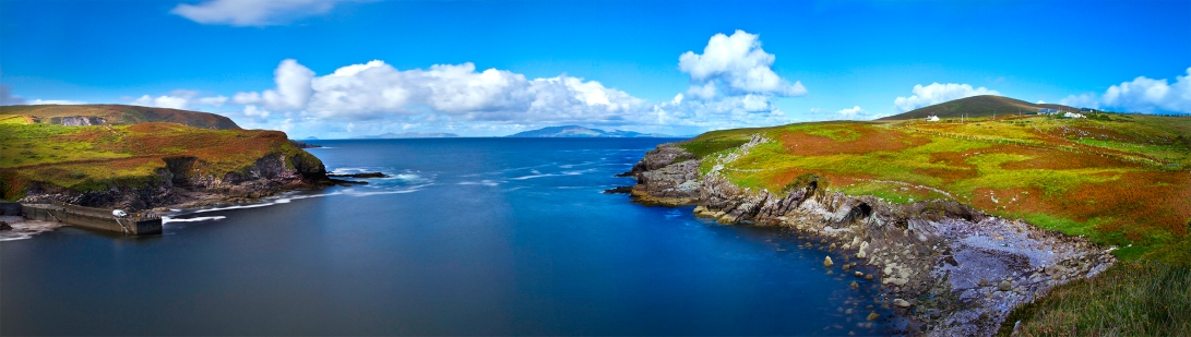 Cooncrome Harbour, Cahersiveen, Co. Kerry